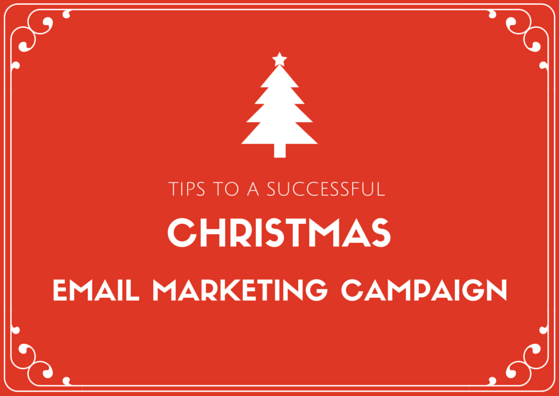 christmas email campaigns tips