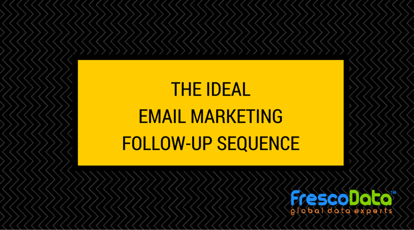email marketing follow up sequence
