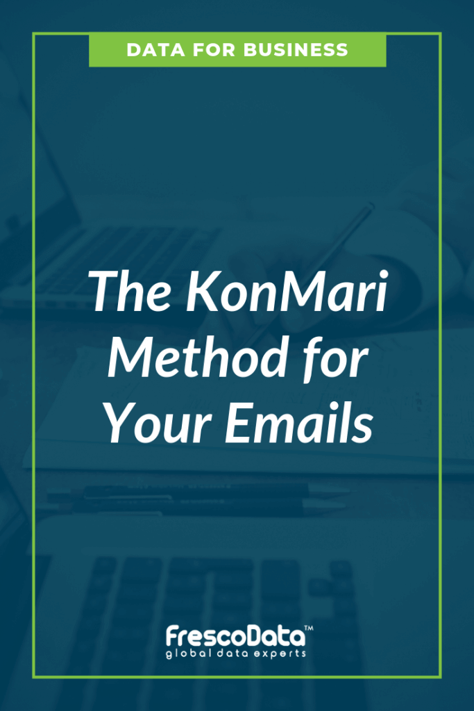 KonMari Method for Your Emails
