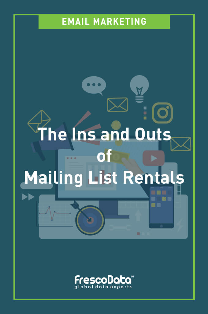 Email Mailing List Rentals